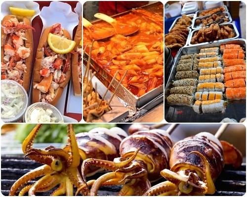 Nhà Ga 3A - nơi ẩm thực đường phố thăng hoa cùng không gian nghệ thuật