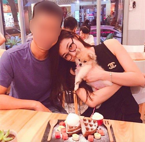 """Bạn trai cũ tên N. của Á hậu Tú Anh và Kỳ Duyên là bạn bè trên Instagram. Cả hai đều đang theo dõi tài khoản nhau. Trong bức ảnh mới nhất mà người đẹp Nam Định đăng trên Instagram, anh này cũng bấm nút """"like"""". - Tin sao Viet - Tin tuc sao Viet - Scandal sao Viet - Tin tuc cua Sao - Tin cua Sao"""