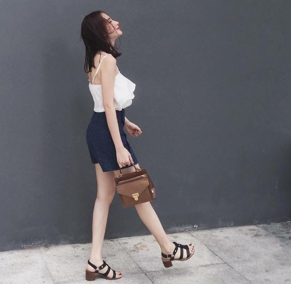 Tuyệt chiêu mặc đồ để 1m57 trông như 1m75 của mỹ nhân Việt