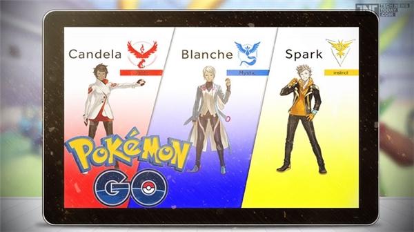 Nhóm leader sẽ giúp bạn lựa chọn pokemon nào có tiềm lực tốt nhất cho đội hình. (Ảnh: internet)