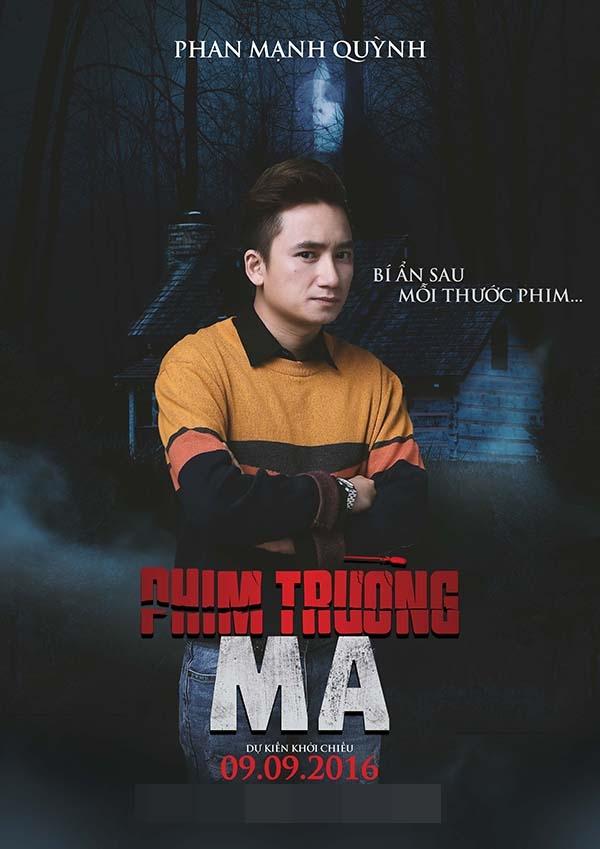 Rùng mình trước sự bí hiểm của Lê Khánh, Lan Ngọc ở Phim trường ma