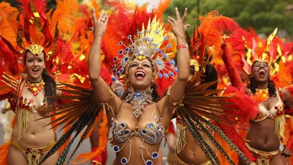Carnival được biết đến như mộtchương trình biểu diễn hấp dẫn và hoành tráng nhất hành tinh.