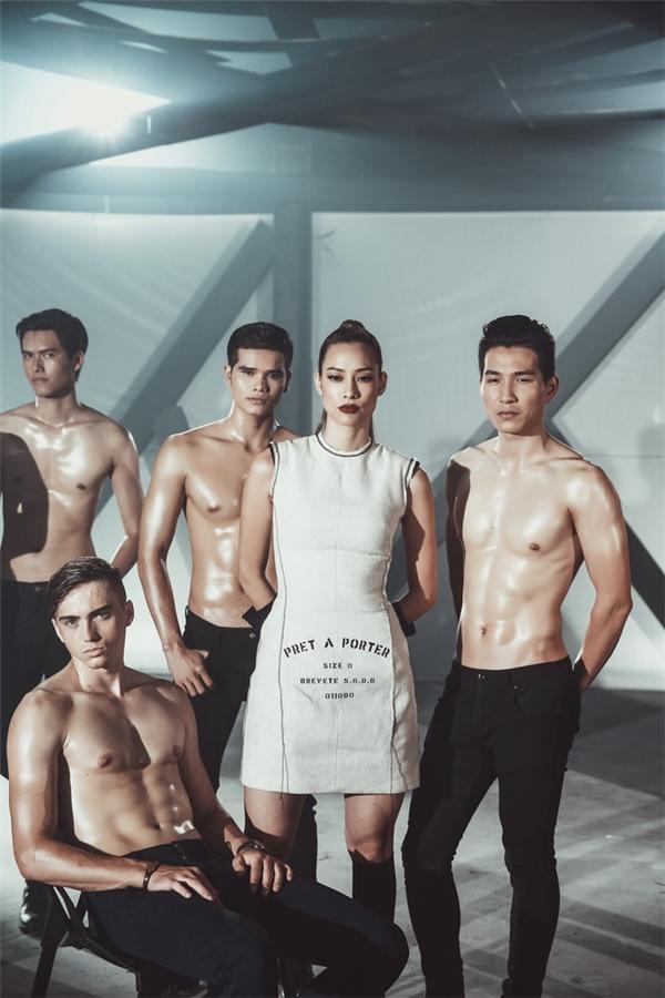Lilly Nguyễn,thí sinh được xem làmạnh nhất The Face Vietnam 2016 nhưng không may bị loại ở tập 8.