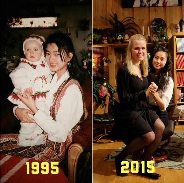 Khi đã trở thành một thiếu nữ, nhan sắc Ngô Thanh Vân ngày càng tỏa sáng và luôn giữ được nét trẻ trung bền vững với thời gian. - Tin sao Viet - Tin tuc sao Viet - Scandal sao Viet - Tin tuc cua Sao - Tin cua Sao
