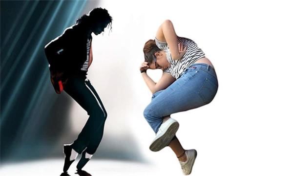5. Nhảy cùng Michael Jackson.