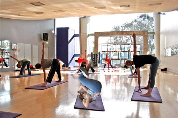 10. Yoga cấp độ cuối...