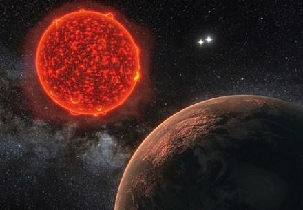 Hành tinh mới có nhiều điểm tương đồng với Trái đất. (Ảnh: internet)