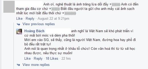 """Hoàng Bách """"xử lý"""" fan thế này đây… - Tin sao Viet - Tin tuc sao Viet - Scandal sao Viet - Tin tuc cua Sao - Tin cua Sao"""