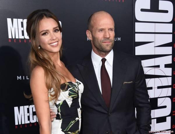 Cả hai đã cùng tham dự buổi ra mắt phim vừa qua.