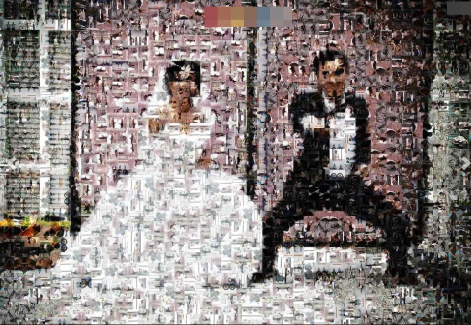 """""""Siêu phẩm"""" từ 800 bức ảnh cưới bị chê chụp xấu. (Ảnh: Beat.vn)"""