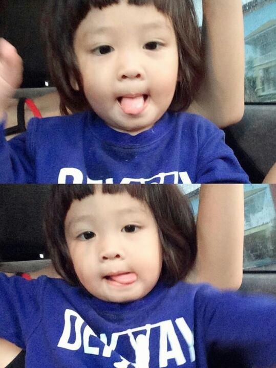 Aoivới mái tóc búp bêtrông xinh xắn như con gái.(Ảnh: Internet)