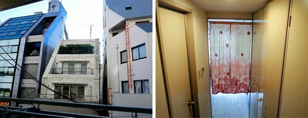 Tokyo là một trong những thành phố đông dân cư và nhộn nhịp nhất thế giới. Đó là lí do tại sao chỉ người nhà giàu mới đủ điều kiện để ởtrong những ngôi nhà rộng rãicònphần lớn người dân ở đây sống trong các căn hộ chật hẹp.
