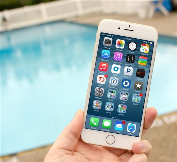 Chỉ cần bấm vào link của hacker là iPhone bị chiếm toàn quyền điều khiển. (Ảnh: internet)
