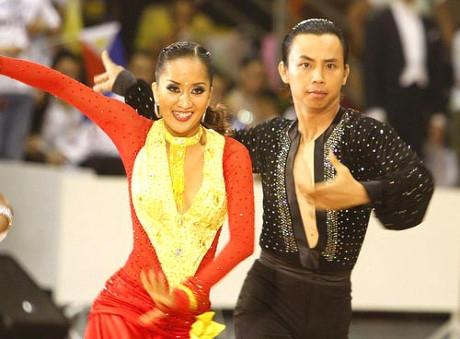 Chí Anh - Khánh Thi ngày còn mặn nồng và miệt mài cống hiến cho dance sport Việt Nam. - Tin sao Viet - Tin tuc sao Viet - Scandal sao Viet - Tin tuc cua Sao - Tin cua Sao