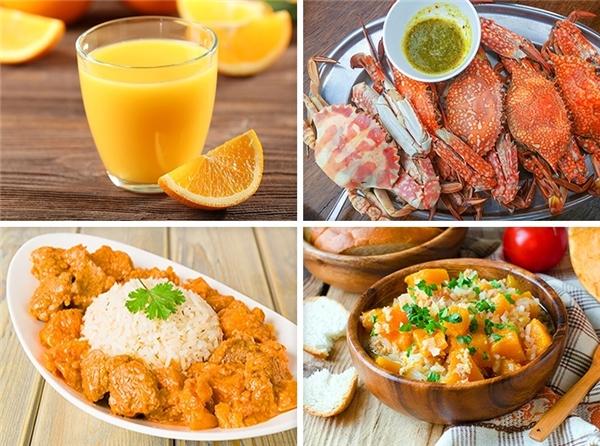 Ẩm thực Jamaica không chỉ độc đáo và đa dạng mà giá cả cũng rất phải chăng. Ở mộtnhà hàng dành cho tầng lớp trung lưu, bạn có thể gọi một bữa thịnh soạn bao gồmhải sản và các món ăn như trên với giá cả rẻ gấp đôi các nhà hàng châu Âu.