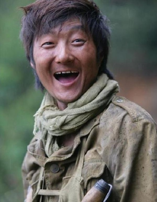 Vương Đại Trị luôn mang ngọn lửa nhiệt huyết và niềm đam mê với nghề diễn viên.