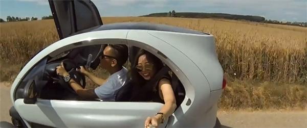 Bạn sẽ muốn cùng người yêu đi trốn khi xem clip đẹp xuất sắc này!