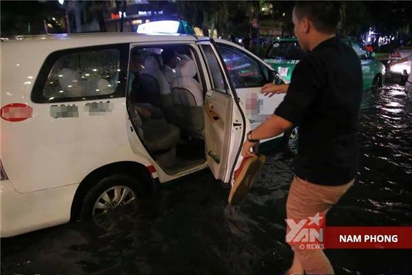 Taxi trở thành phương tiện di chuyển đượcnhiều người lựa chọn.