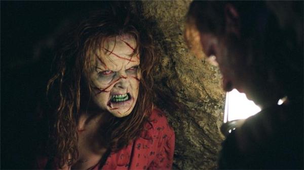 "Một cảnh trong phim ""The Exorcist""."