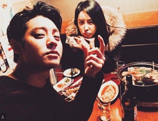 Kể từ khi tham gia We got married 2014,Jung Joon YoungvàJung Yoo Miđã trở nên thân thiết với nhau.