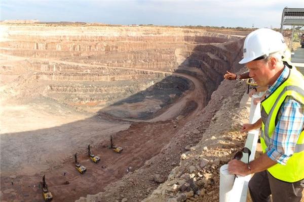 Khu mỏKarowe, Cộng hòaBotswana. (Ảnh: internet)