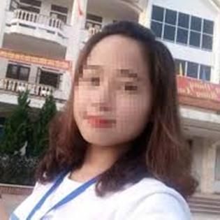 Nữ sinh xấu số bị sát hại khi đi tham gia coi thi THPT ở Hà Tĩnh. Ảnh: internet