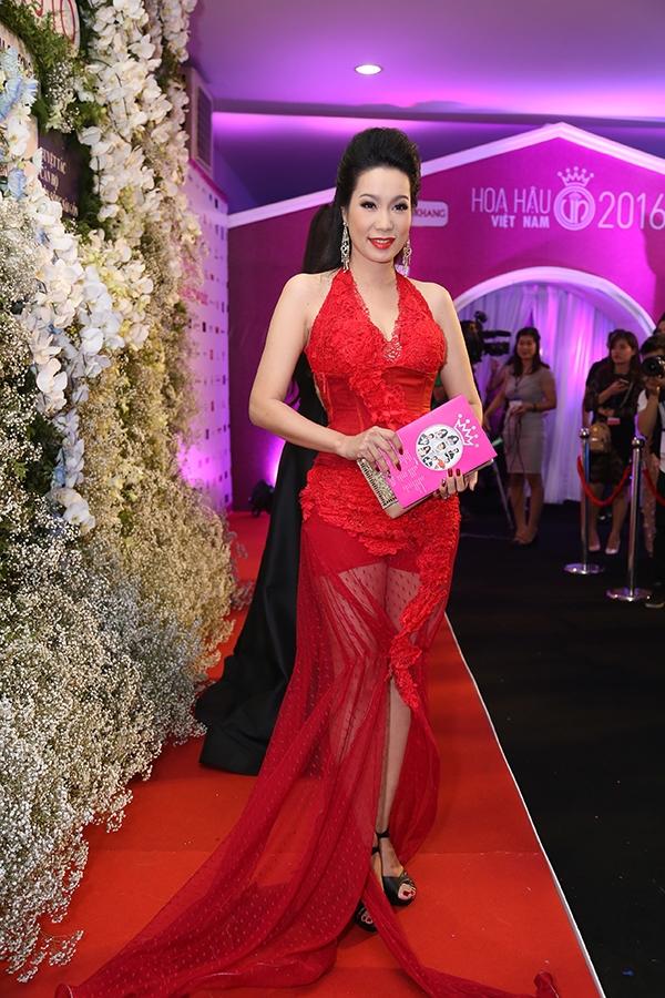 Á hậu Trịnh Kim Chi