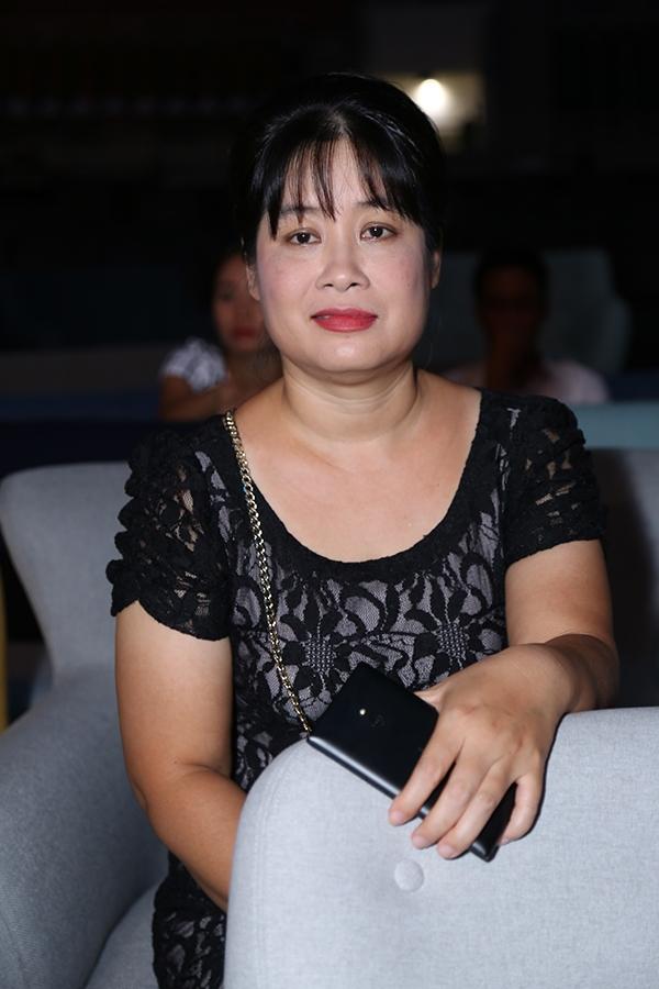 Mẹ của Đỗ Mỹ Linh