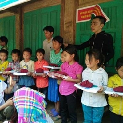 Tình yêu với những đứa trẻchínhlà nguồn cảm hứngthôi thúc Nam thực hiện ý tưởng táo bạo.