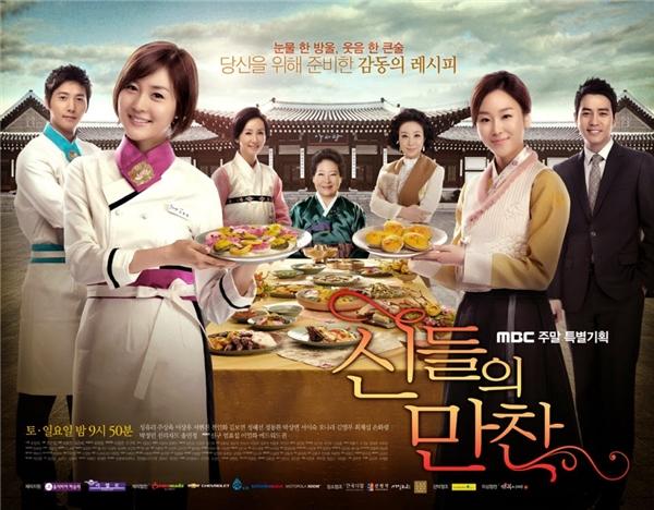 Những bộ phim Châu Á chống chỉ định với người đang ăn kiêng