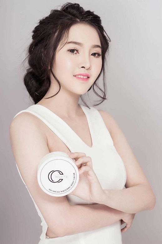 Doanh nhân 9X Bà Rịa nổi tiếng với thương hiệu mỹ phẩm CC.WHITE
