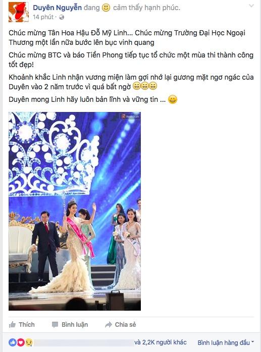HH Kỳ Duyên gửi lời chúc mừng Tân HHVN 2016 Đỗ Mỹ Linh - Tin sao Viet - Tin tuc sao Viet - Scandal sao Viet - Tin tuc cua Sao - Tin cua Sao