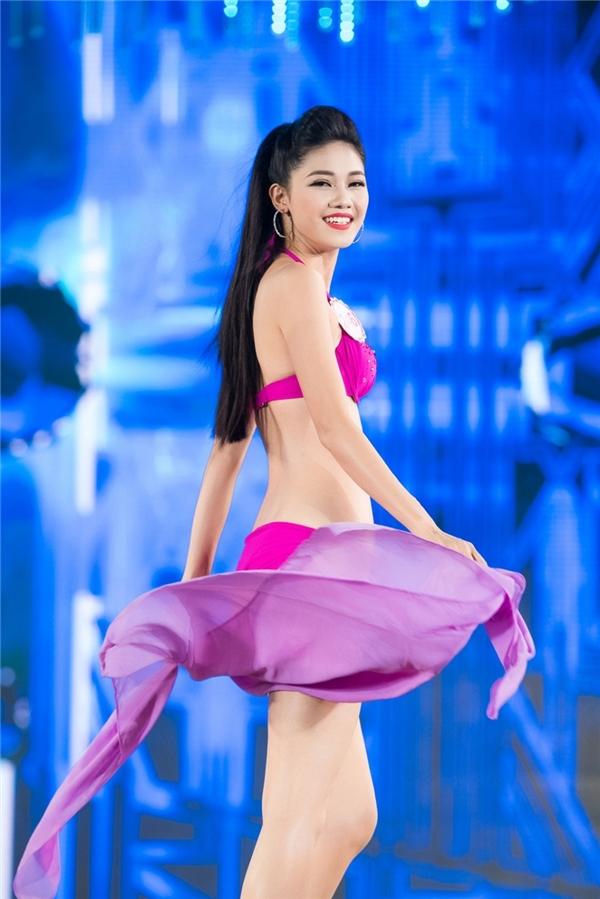 Trong các phần thi phụ, Thanh Tú luôn nằm trong nhóm thí sinh có thành tích tốt. Phần trình diễn của Thanh Tú trên sân khấu chung kết Hoa hậu Việt Nam 2016 cũng được đánh giá cao bởi những bước di chuyển mềm mại.