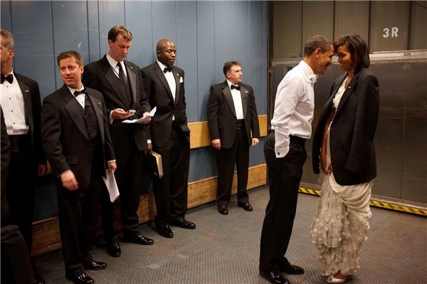 Ghen tị với những khoảnh khắc hạnh phúc của vợ chồng ông Obama