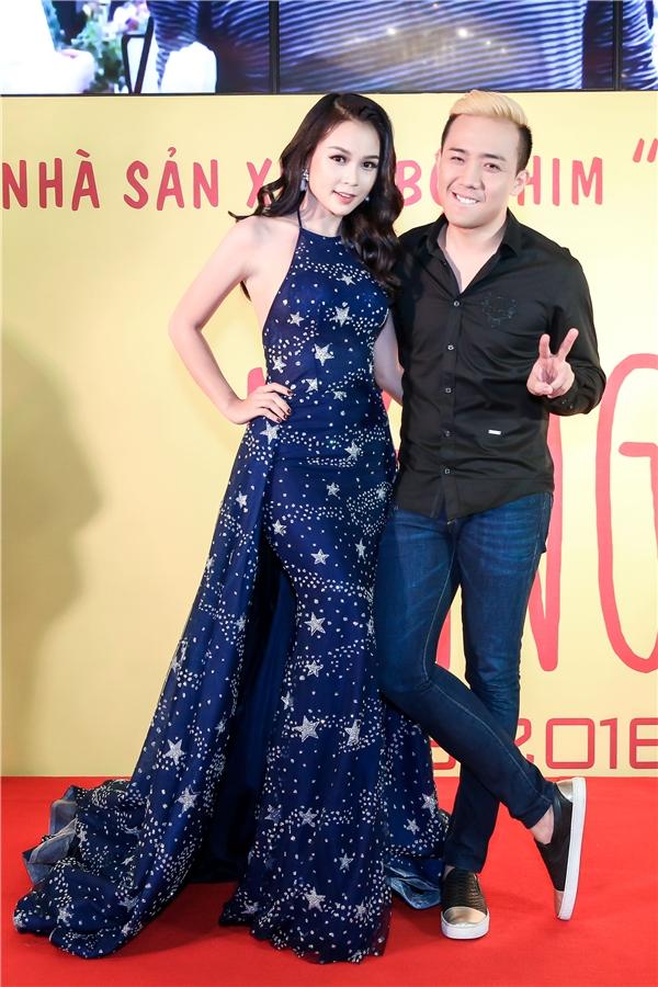 Vắng Hari Won, Trấn Thành sánh vai tình mới - hot girl Sam - Tin sao Viet - Tin tuc sao Viet - Scandal sao Viet - Tin tuc cua Sao - Tin cua Sao