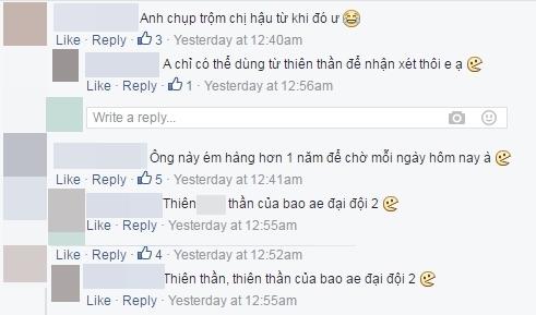 """Bạn học cùng Hoa hậu sinh năm 1996 chia sẻ """"chỉ có thể dùng từ thiên thần"""" để nhận xétvề cô. Ảnh: Facebook Minh Hoàng - Tin sao Viet - Tin tuc sao Viet - Scandal sao Viet - Tin tuc cua Sao - Tin cua Sao"""