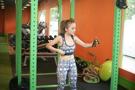 Vô gym là để livestream!