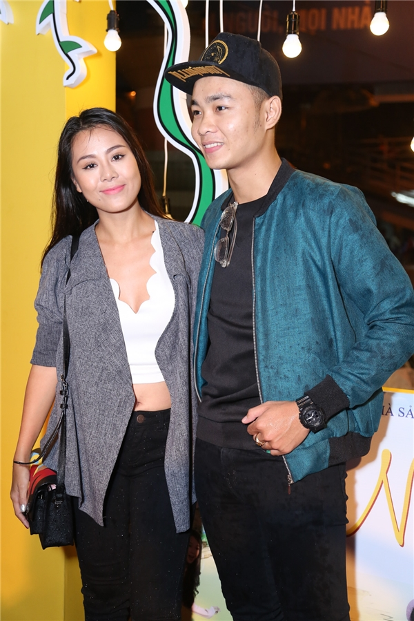 Nam Thư đi xem phim cùng Quán quân Cười xuyên Việt 2016 - Anh Tú - Tin sao Viet - Tin tuc sao Viet - Scandal sao Viet - Tin tuc cua Sao - Tin cua Sao
