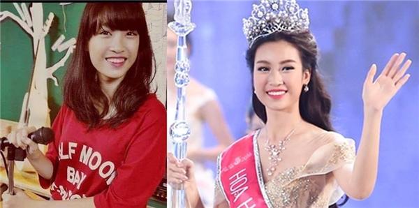 Từ một cô sinh viên vừa học, vừa làm với công việc nhân viên bán hàng, Đỗ Mỹ Linh đã xuất sắc trở thành Hoa hậu Việt Nam 2016. - Tin sao Viet - Tin tuc sao Viet - Scandal sao Viet - Tin tuc cua Sao - Tin cua Sao
