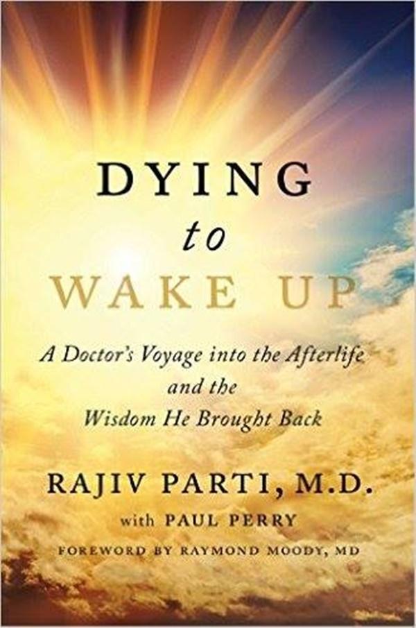 Ảnh bìa cuốn sách của bác sĩParti.(Ảnh: Internet)