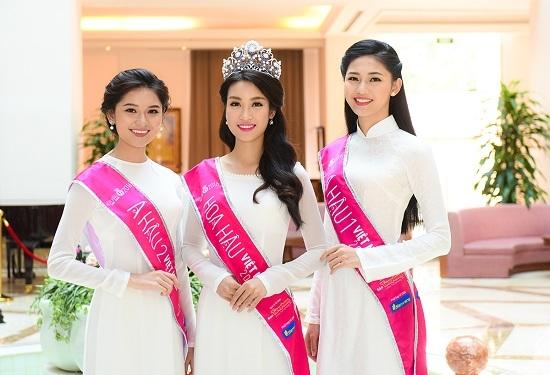 Top 3 Hoa hậu Việt Nam 2016. - Tin sao Viet - Tin tuc sao Viet - Scandal sao Viet - Tin tuc cua Sao - Tin cua Sao