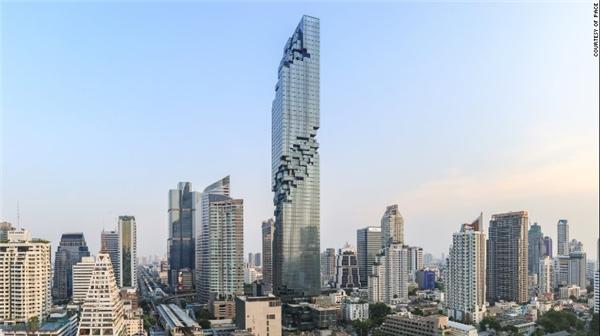 Phát cuồng với tòa nhà nghìn tỉ siêu hot- niềm tự hào mới của Thái Lan