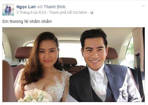 """""""Kiều nữ"""" không ngần ngài thổ lộ tình yêu với chồng sắp cưới trên trang cá nhân. - Tin sao Viet - Tin tuc sao Viet - Scandal sao Viet - Tin tuc cua Sao - Tin cua Sao"""