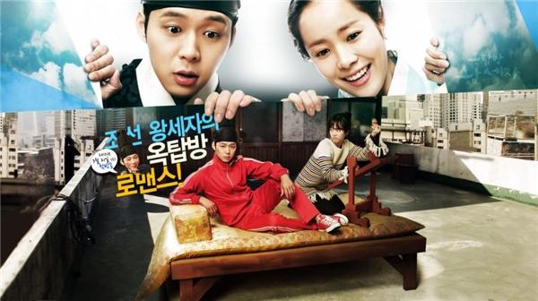 6 bộ phim cổ trang Hàn hot nhất dành cho giới trẻ