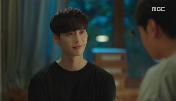 """Xin tiền hẹn hò, Lee Jong Suk vẫn thành công """"khóa môi"""" Han Hyo Joo"""