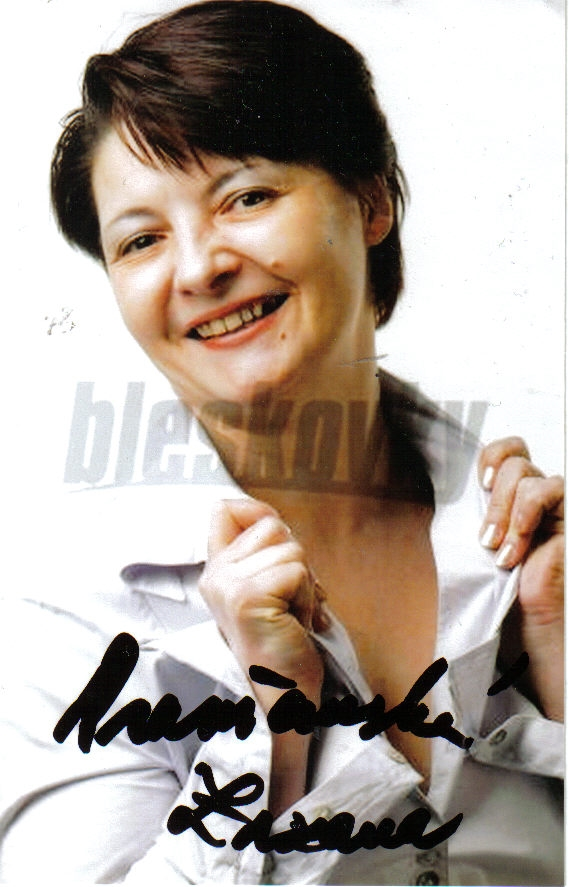 Diễn viên Zuzana Pravnyanskaya bây giờ.