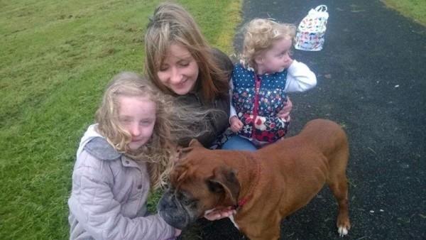 Bella và gia đình mới của mình
