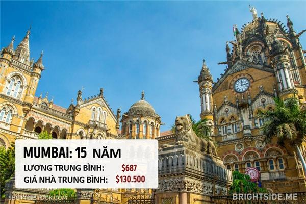 MUMBAI - ẤN ĐỘ