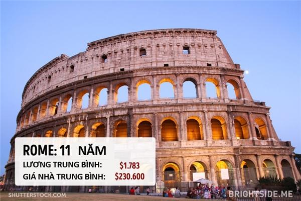 ROME - ITALIA