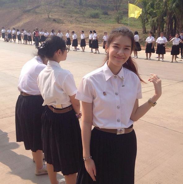 Chết mê chết mệt với tân hoa hậu Thái Lan tài sắc vẹn toàn